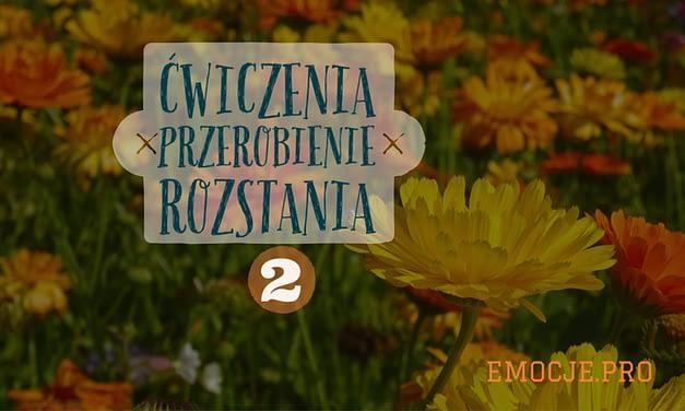 rozstanie, dochodzenie do siebie, uzdrowienie serca, cz. 2