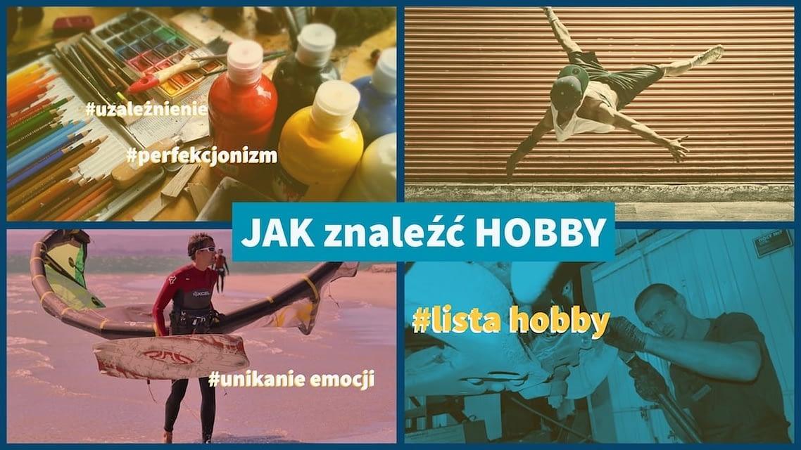 jak znaleźć sobie hobby