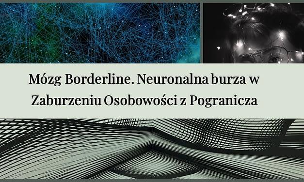 Mózg Borderline. Neuronalna burza w Zaburzeniu Osobowości z Pogranicza