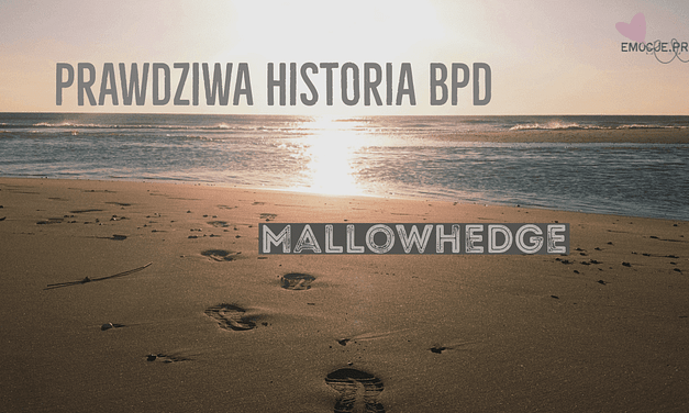 Zaburzenie Osobowości z Pogranicza- Moja historia-Mallowhedge