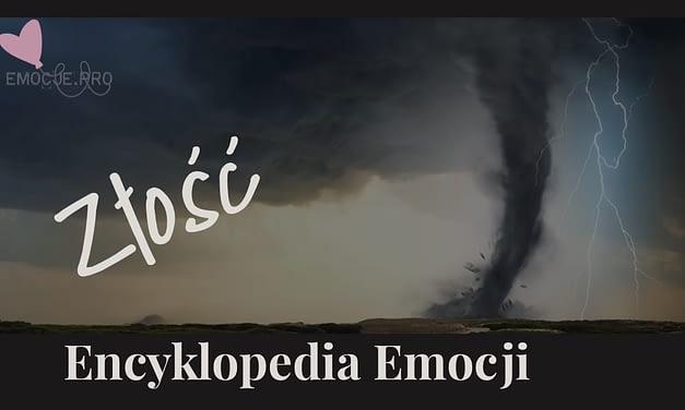 Encyklopedia Emocji: Złość
