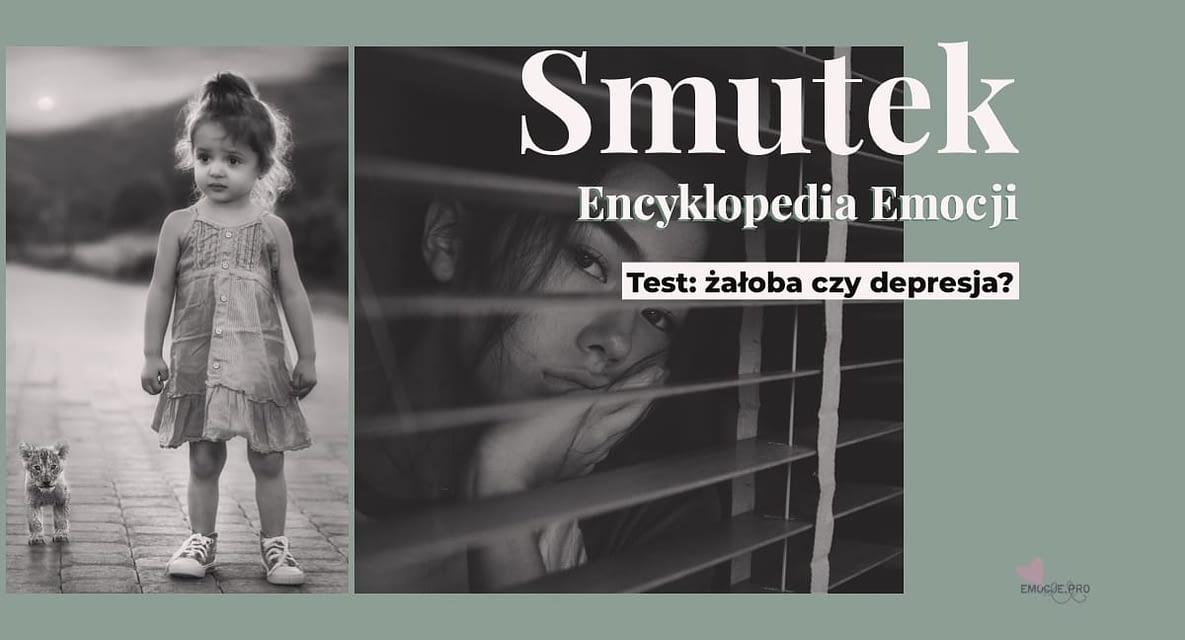 Encyklopedia Emocji: Smutek