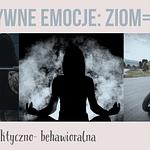 Pobudzenie Emocjonalne, ćwiczenia TIPP-ZIOM z terapii dialektyczno-behawioralnej