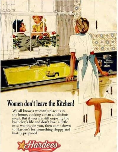 Eli Rezkallah - Women don't leave the kitchen