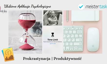 Prokrastynacja i produktywność: Pomocne Aplikacje
