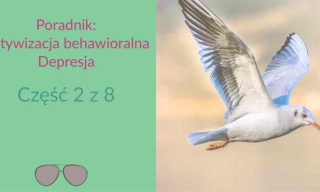 Aktywizacja Behawioralna w depresji nr 2