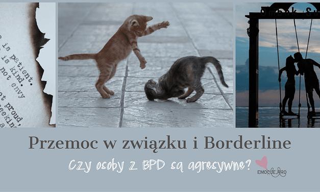 Przemoc w związku i Borderline, Czy osoby z BPD są agresywne