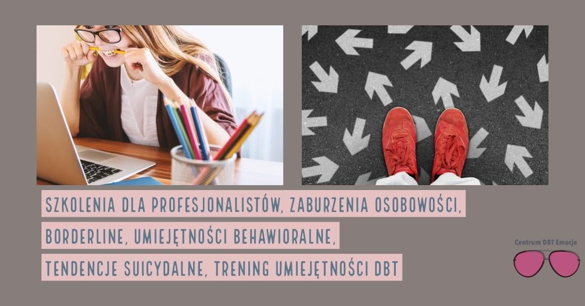 Warsztaty Szkolenia DBT